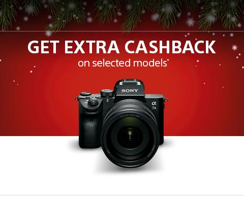 Sony Cashback Offer