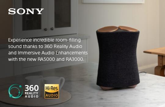 Sony SRS-RS5000 Wireless Speakers