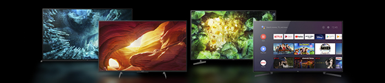 Sony televisions picture