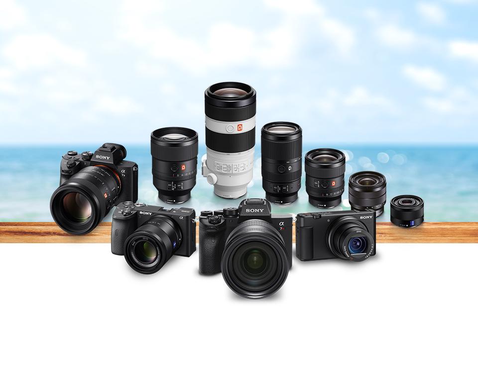 Alpha Cameras Lens