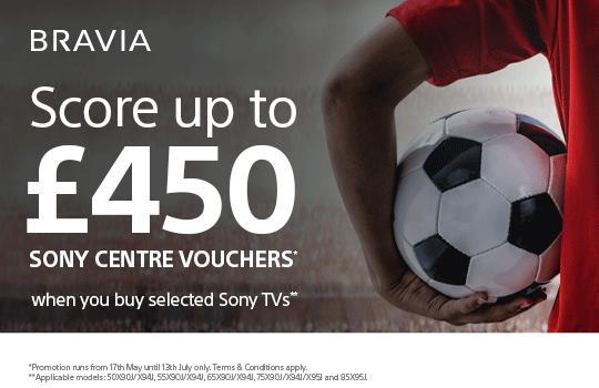 Sony Euro Promotion