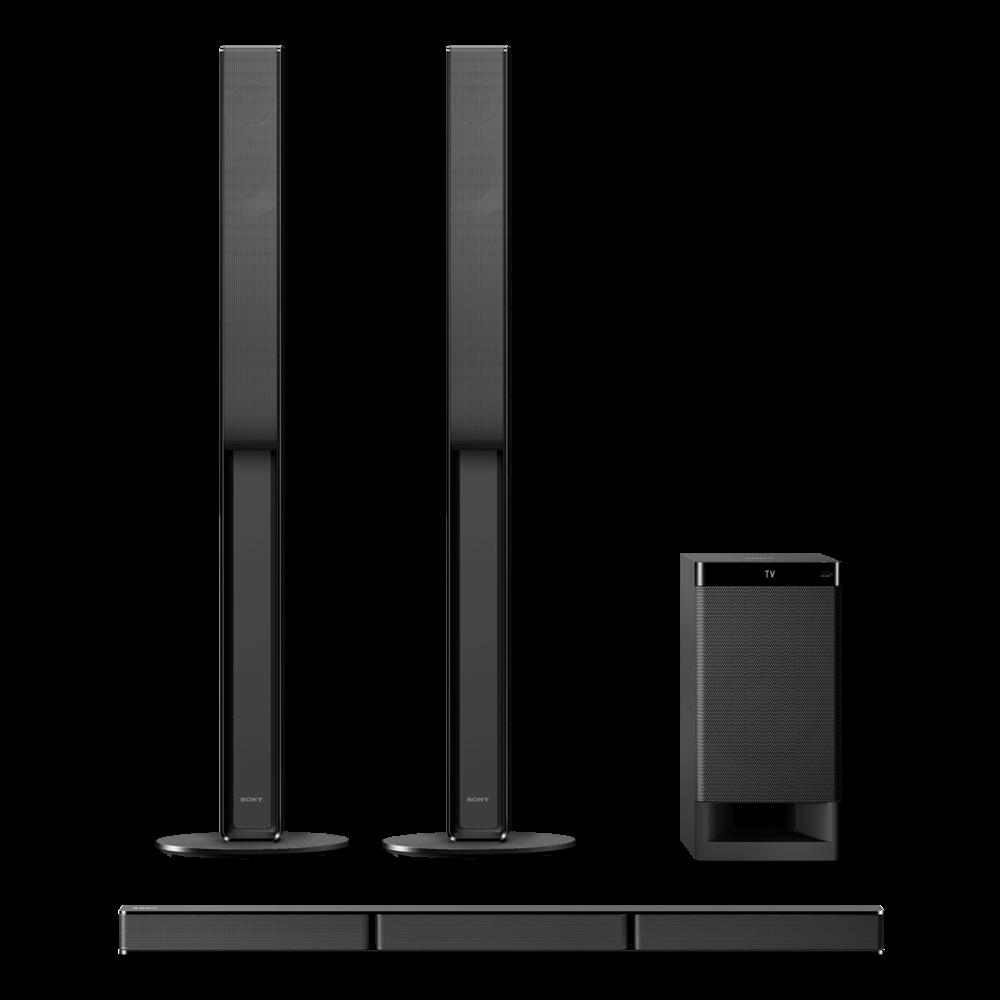 sony ht rt4 home cinema soundbar system. Black Bedroom Furniture Sets. Home Design Ideas