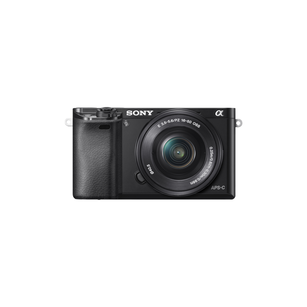 Sony Alpha ILCE-6000 a6000 E-mount camera with APS-C Sensor