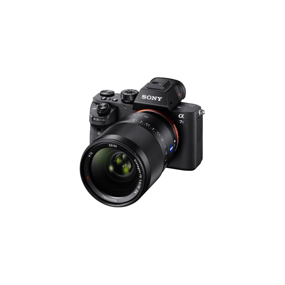 Sony Alpha ILCE-7SM2 a7S II E-mount Camera with Full-Frame Sensor