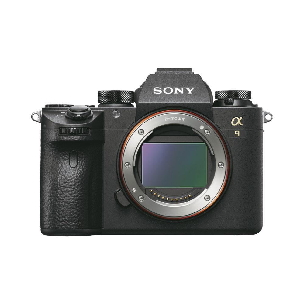 Sony Alpha ILCE-9 a9 full frame mirrorless camera with stacked CMOS ...