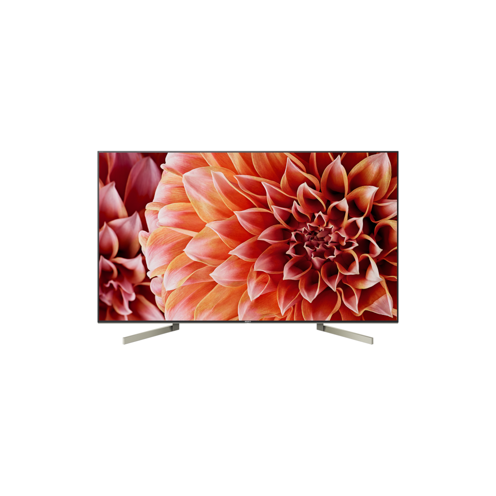 Sony Kd 75xf9005 Xf90_ Led _ 4k Ultra Hd _ High Dynamic Range Hdr  # Table Tv Lcd En Palette