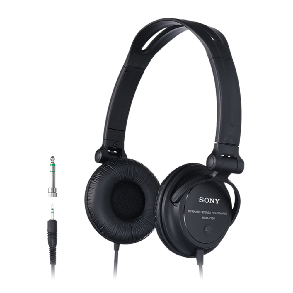 SON MDR-V150 Monitoring headphones with reversible earcups