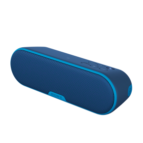 Sony SRS XB2 Compact wireless speaker with EXTRA BASS™, splashproof design and long battery life.