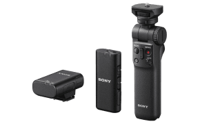 Sony GPVPT2BT Grip And ECM-W2BT Wireless Microphone