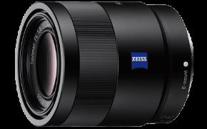 Sony SEL55F18Z Sonnar T* FE 55mm F1.8 ZA lens